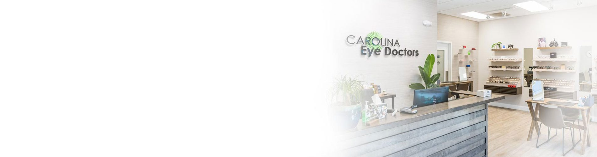 Carolina Eye Doctors office